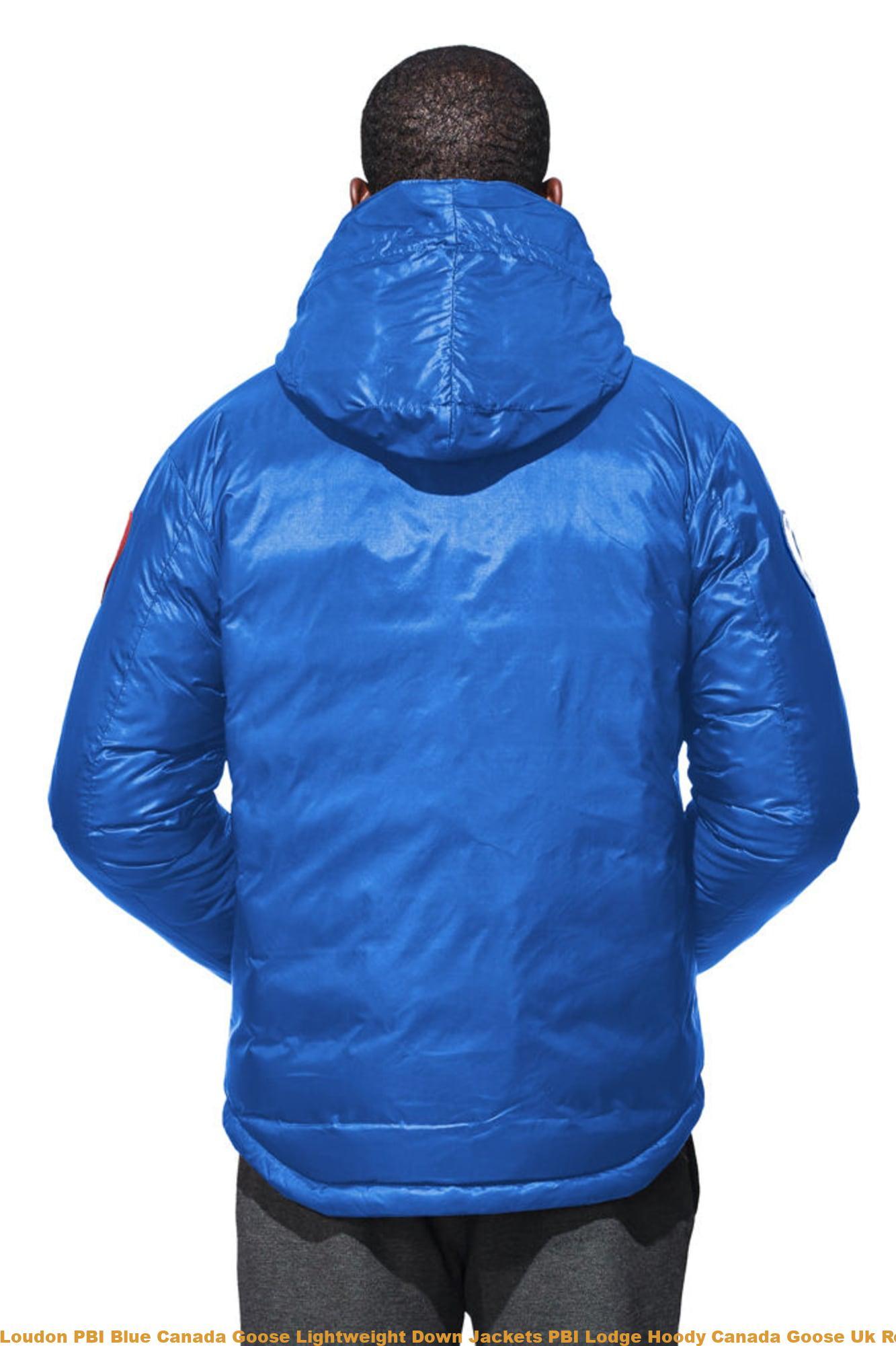loudon pbi blue canada goose lightweight down jackets pbi. Black Bedroom Furniture Sets. Home Design Ideas