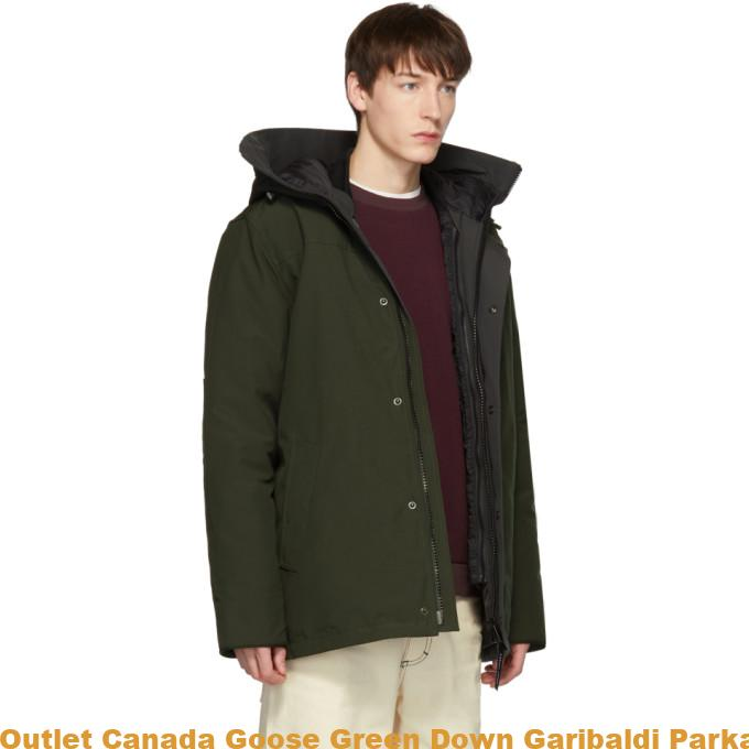 b0e27a96947 Outlet Canada Goose Green Down Garibaldi Parka Where Do Uk Canada Geese Go  In Winter 2844718